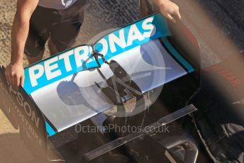World © Octane Photographic Ltd. Formula 1 – F1 Pre-season Test 1 - Day 3. Mercedes AMG Petronas F1 W11 EQ Performance - Valtteri Bottas. Circuit de Barcelona-Catalunya, Spain. Friday 21st February 2020.