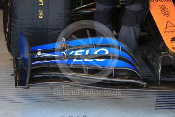 World © Octane Photographic Ltd. Formula 1 – F1 Pre-season Test 1 - Day 3. McLaren MCL35 – Lando Norris. Circuit de Barcelona-Catalunya, Spain. Friday 21st February 2020.