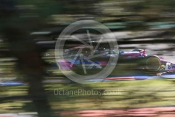 World © Octane Photographic Ltd. Formula 1 – F1 Pre-season Test 1 - Day 3. BWT Racing Point F1 Team RP20 – Lance Stroll. Circuit de Barcelona-Catalunya, Spain. Friday 21st February 2020.