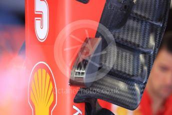 World © Octane Photographic Ltd. Formula 1 – F1 Pre-season Test 1 - Day 3. Scuderia Ferrari SF1000 – Sebastian Vettel. Circuit de Barcelona-Catalunya, Spain. Friday 21st February 2020.