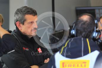 World © Octane Photographic Ltd. Formula 1 – F1 Pre-season Test 1 - Day 3. Guenther Steiner  - Team Principal of Rich Energy Haas F1 Team. Circuit de Barcelona-Catalunya, Spain. Friday 21st February 2020.