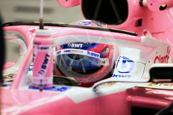 World © Octane Photographic Ltd. Formula 1 – F1 Pre-season Test 1 - Day 3. BWT Racing Point F1 Team RP20 – Lance Stroll. Circuit de Barcelona-Catalunya, Spain. Friday 21st February 2020.