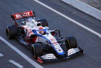 World © Octane Photographic Ltd. Formula 1 – F1 Pre-season Test 2 - Day 1. ROKiT Williams Racing FW 43 – George Russell. Circuit de Barcelona-Catalunya, Spain. Wednesday 26th February 2020.