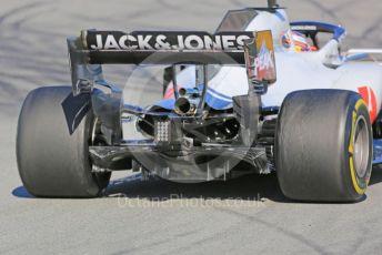 World © Octane Photographic Ltd. Formula 1 – F1 Pre-season Test 2 - Day 1. Haas F1 Team VF20 – Romain Grosjean. Circuit de Barcelona-Catalunya, Spain. Wednesday 26th February 2020.