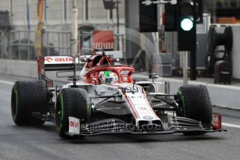 World © Octane Photographic Ltd. Formula 1 – F1 Pre-season Test 2 - Day 2. Alfa Romeo Racing Orlen C39 – Antonio Giovinazzi. Circuit de Barcelona-Catalunya, Spain. Thursday 27th February 2020.