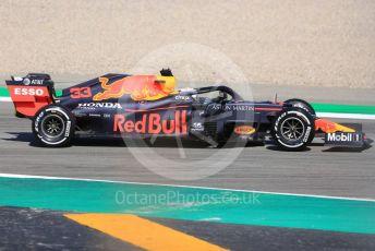 World © Octane Photographic Ltd. Formula 1 – F1 Pre-season Test 2 - Day 2. Aston Martin Red Bull Racing RB16 – Max Verstappen. Circuit de Barcelona-Catalunya, Spain. Thursday 27th February 2020.