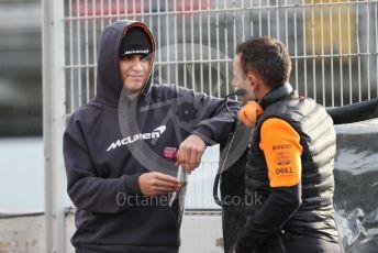 World © Octane Photographic Ltd. Formula 1 – F1 Pre-season Test 2 - Day 2. McLaren MCL35 – Lando Norris. Circuit de Barcelona-Catalunya, Spain. Thursday 27th February 2020.