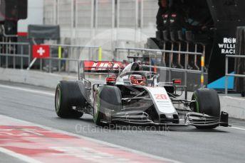 World © Octane Photographic Ltd. Formula 1 – F1 Pre-season Test 2 - Day 2. Haas F1 Team VF20 – Kevin Magnussen. Circuit de Barcelona-Catalunya, Spain. Thursday 27th February 2020.