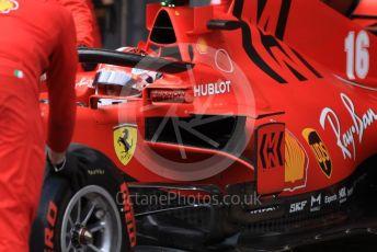 World © Octane Photographic Ltd. Formula 1 – F1 Pre-season Test 2 - Day 3. Scuderia Ferrari SF1000 – Charles Leclerc. Circuit de Barcelona-Catalunya, Spain. Friday 28th February 2020.