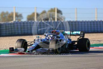 World © Octane Photographic Ltd. Formula 1 – F1 Pre-season Test 2 - Day 3. Mercedes AMG Petronas F1 W11 EQ Performance - Lewis Hamilton. Circuit de Barcelona-Catalunya, Spain. Friday 28th February 2020.