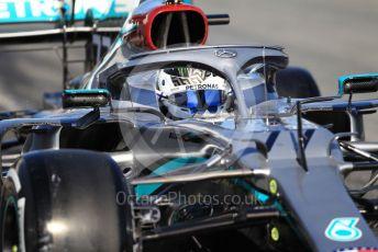 World © Octane Photographic Ltd. Formula 1 – F1 Pre-season Test 1 - Day 2. Mercedes AMG Petronas F1 W11 EQ Performance - Valtteri Bottas. Circuit de Barcelona-Catalunya, Spain. Thursday 20th February 2020.