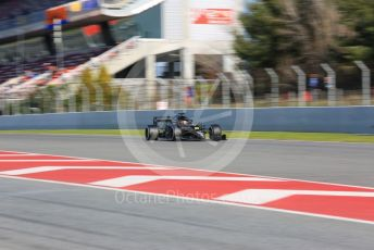 World © Octane Photographic Ltd. Formula 1 – F1 Pre-season Test 1 - Day 2. Renault Sport F1 Team RS20 – Esetban Ocon. Circuit de Barcelona-Catalunya, Spain. Thursday 20th February 2020.