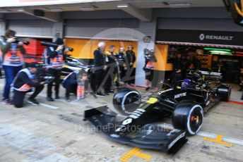 World © Octane Photographic Ltd. Formula 1 – F1 Pre-season Test 1 - Day 2. Renault Sport F1 Team RS20 – Daniel Ricciardo. Circuit de Barcelona-Catalunya, Spain. Thursday 20th February 2020