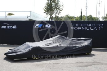 World © Octane Photographic Ltd. Formula 1 - Italian Grand Prix – FIA Formula 2 2018 Car Launch. Monza, Italy. Thursday 31st August 2017. Digital Ref: 1936LB2D7618