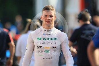World © Octane Photographic Ltd. GP3 – Hungarian GP – Practice. MP Motorsport - Niko Kari. Hungaroring, Budapest, Hungary. Friday 27th July 2018.