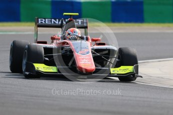 World © Octane Photographic Ltd. GP3 – Hungarian GP –   Practice. ART Grand Prix - Anthoine Hubert. Hungaroring, Budapest, Hungary. Friday 27th May 2018.