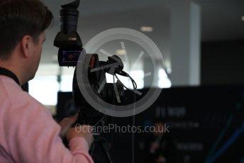 World © Octane Photographic Ltd. Formula 1 –. Mercedes AMG Petronas Motorsport AMG F1 W09 EQ Power+ launch – Silverstone, UK. Thursday 22nd February 2018. Digital Ref : 2020CB1D7844