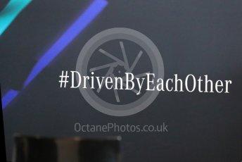 World © Octane Photographic Ltd. Formula 1 –. Mercedes AMG Petronas Motorsport AMG F1 W09 EQ Power+ launch – Silverstone, UK. Thursday 22nd February 2018. Digital Ref : 2020CB1D7852