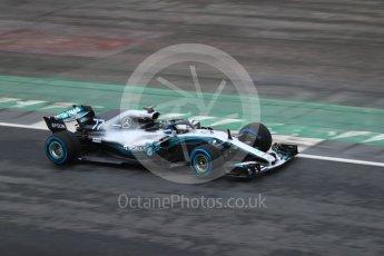 World © Octane Photographic Ltd. Formula 1 –. Mercedes AMG Petronas Motorsport AMG F1 W09 EQ Power+ launch – Silverstone, UK. Thursday 22nd February 2018. Digital Ref : 2020LB1D7971