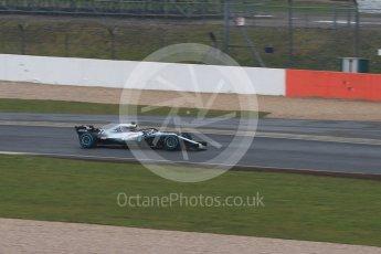 World © Octane Photographic Ltd. Formula 1 –. Mercedes AMG Petronas Motorsport AMG F1 W09 EQ Power+ launch – Silverstone, UK. Thursday 22nd February 2018. Digital Ref : 2020LB1D7978