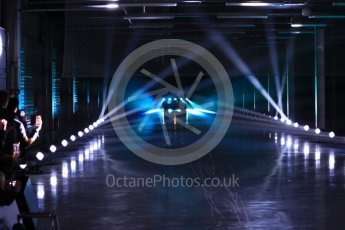 World © Octane Photographic Ltd. Formula 1 –. Mercedes AMG Petronas Motorsport AMG F1 W09 EQ Power+ launch – Silverstone, UK. Thursday 22nd February 2018. Digital Ref : 2020LB1D8018