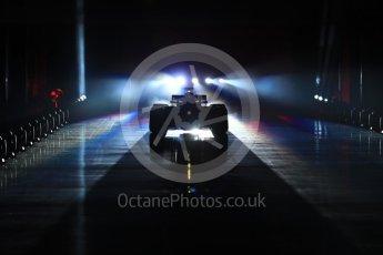 World © Octane Photographic Ltd. Formula 1 –. Mercedes AMG Petronas Motorsport AMG F1 W09 EQ Power+ launch – Silverstone, UK. Thursday 22nd February 2018. Digital Ref :2020LB1D8026