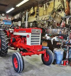 the 60 series proved to be long lasting reliable tractors for most farmers and were bulletproof once the new parts were installed in the rear end  [ 1200 x 800 Pixel ]