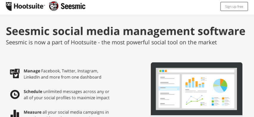 social media management platforms