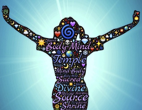 Body Mind Temple, Divine human nature, divinity, divine source, octavia brooks, shamanic healing