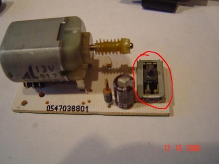 Oprava naklápění světel Škoda Octavia 2