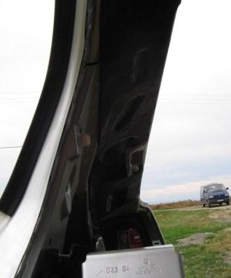 Tlumení kufru vibraflexem Škoda Octavia 26