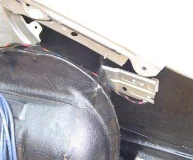 Tlumení kufru vibraflexem Škoda Octavia 39