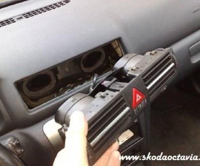 Trippling Škoda Octavia 1 výměna návod 1