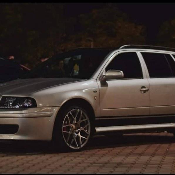 Škoda Octavia I 1.9 TDI 81 kW + Chip 105 kW v noci