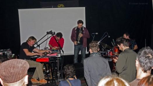 Lesni Zver live in Bucharest