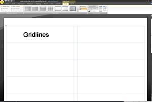 Alas Gridlines