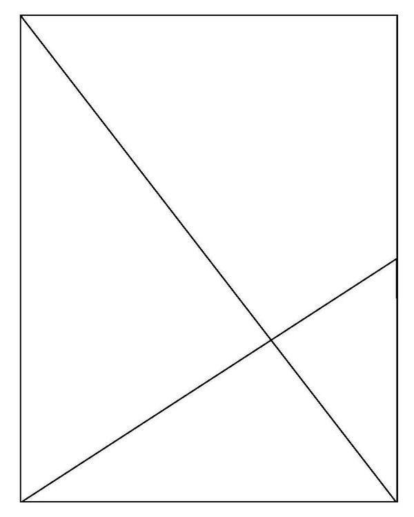 October Afternoon: Thursday Sketch: Diagonal Lines