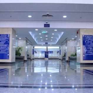 المقر الجديد للإدارة العامة للجوازات والهجرة والجنسية