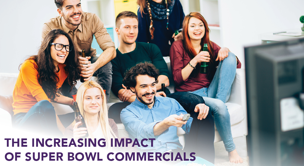 Oh Yeah! There's a Game On, Too!: The Increasing Impact of Super Bowl Commercials