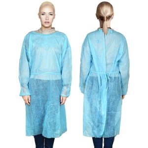 Level 1 Protective Gown 25 GSM 1500ct