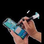 Sanitizing Spray Touchscreen Stylus 3 Pack
