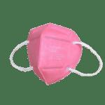 Pink Powecom KN95 Protective Face Mask Respirator