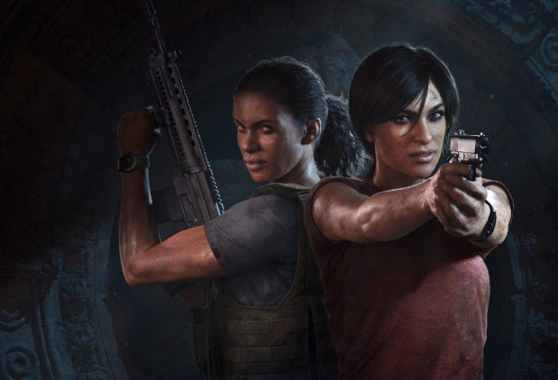 [#58] Uncharted : The Lost Legacy