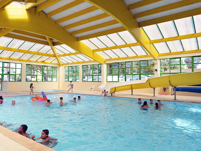 Angles - Camping Moncalm, 4*