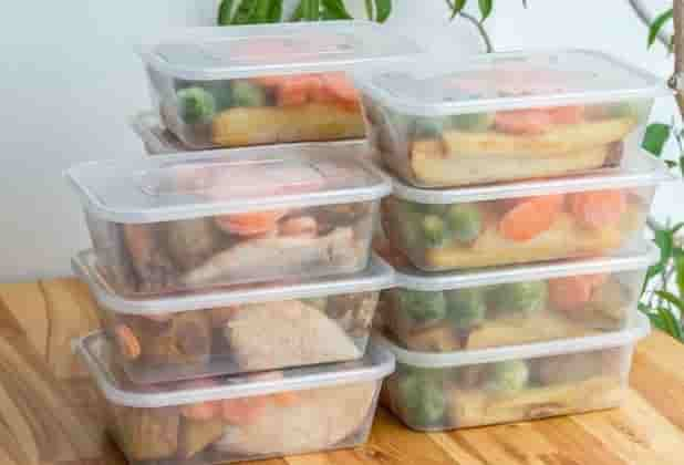 Try meal preparation