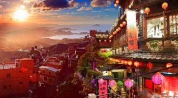 台灣東部風情6天4夜遊 (land Only)