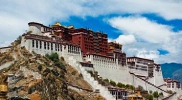 12天神秘西藏,錦繡江南