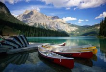 4天洛磯山尊貴之旅 Splendid Canadian Rockies