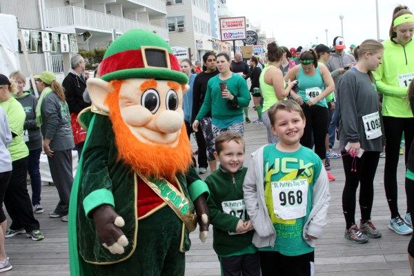 Ocean City St. Patrick's Day 2018