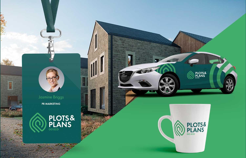 Plots-&-Plans-brand identity design